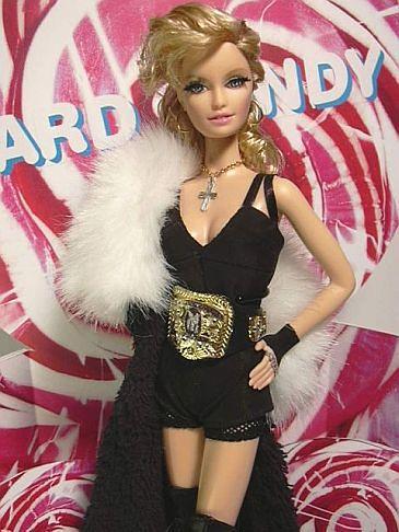 Madonna chce mieć swoją Barbie!