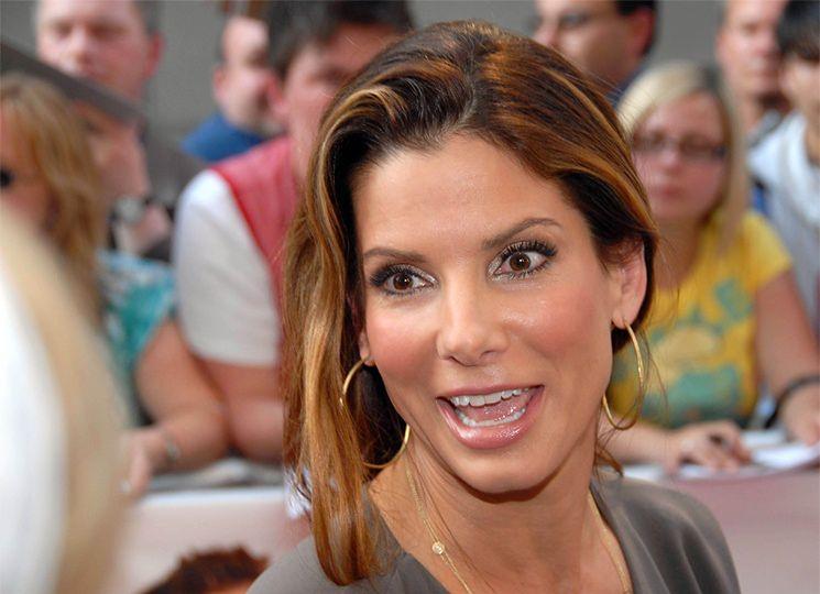 Sandra Bullock NAJGORSZĄ AKTORKĄ? Dostała Złotą Malinę!