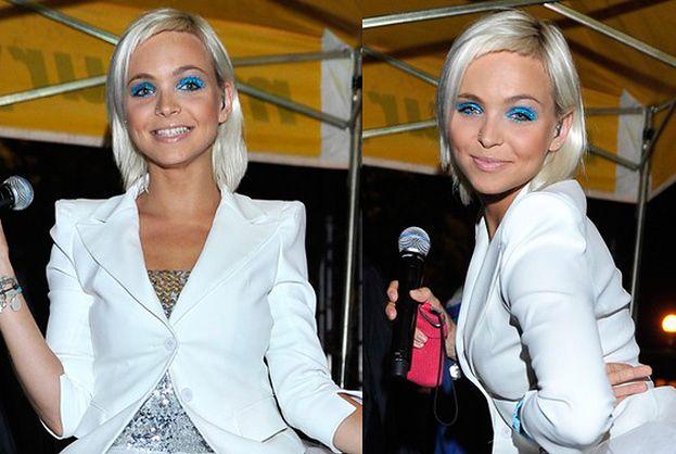 Candy Girl przesadziła z makijażem?