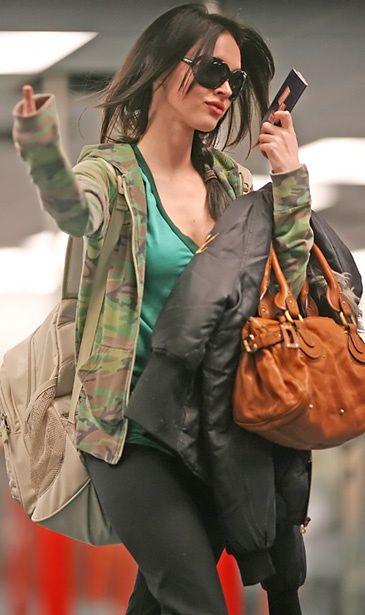 Megan Fox odrzuciła rolę dziewczyny Bonda!