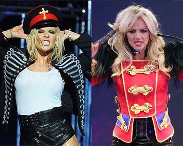 Doda w Sopocie SKOPIOWAŁA Britney! (ZDJĘCIA)