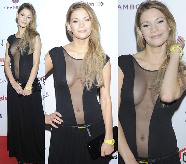 Maja Bohosiewicz pokazała piersi! (ZDJĘCIA)