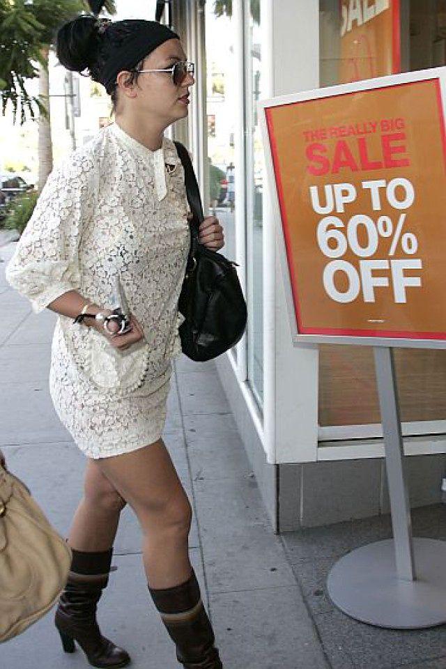 Britney Spears brunetką! (zdjęcia)