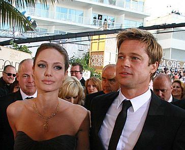Angelina Jolie jest zimna