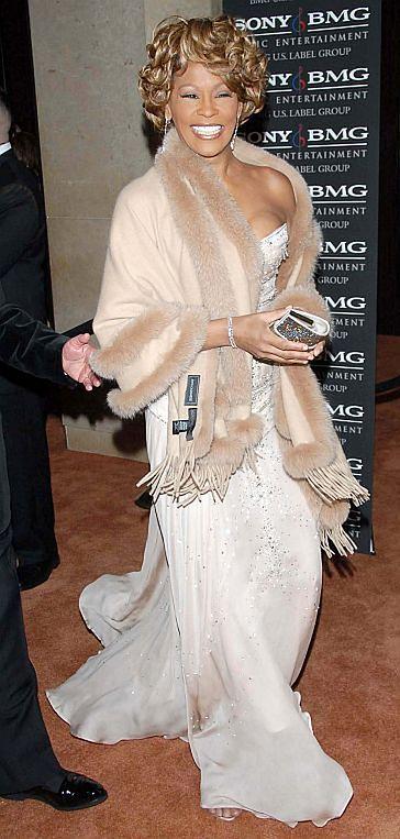 Whitney zarobi 2 miliony na charytatywnym koncercie!