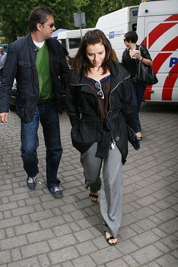 Urbańska wyrzuciła męża z treningu!