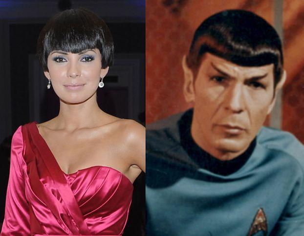 Gardias = Spock ze Star Treka?