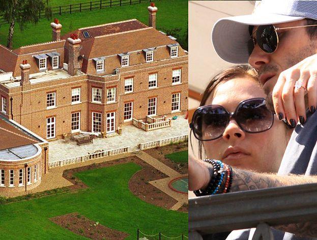 Victoria i David sprzedają Beckingham Palace!