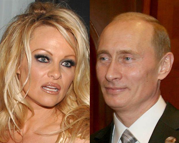 Pamela znowu pisze do Putina!
