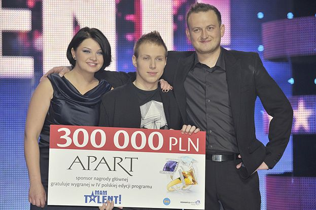 "Kacper Sikora WYGRAŁ ""Mam talent 4""!"
