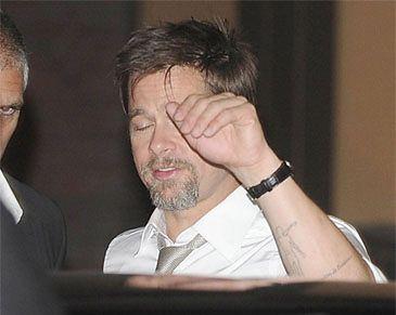 Pił i ćpał, bo dusił się w związku z Aniston!