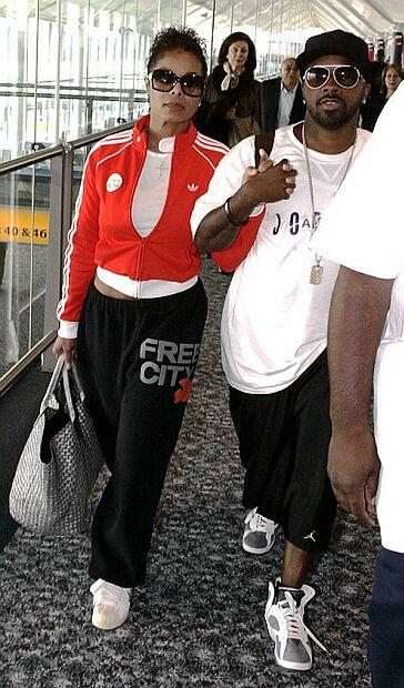 Janet Jackson z chłopakiem