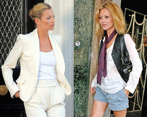 Kate Moss najlepiej ubraną kobietą dekady!