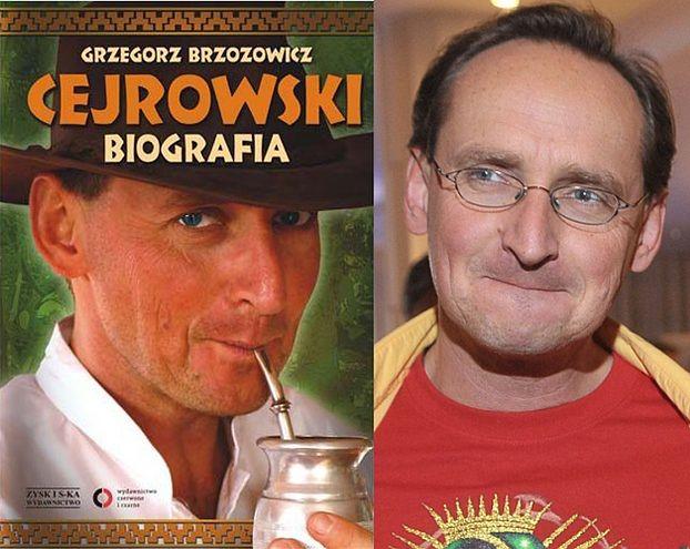 Cejrowski wściekły za swoją biografię!