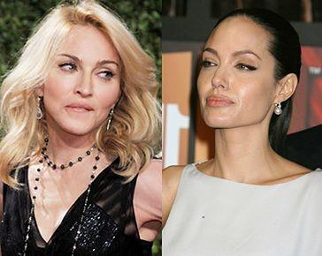 Jolie nienawidzi Madonny!