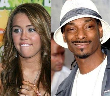Snoop chce nagrać duet z... Miley!