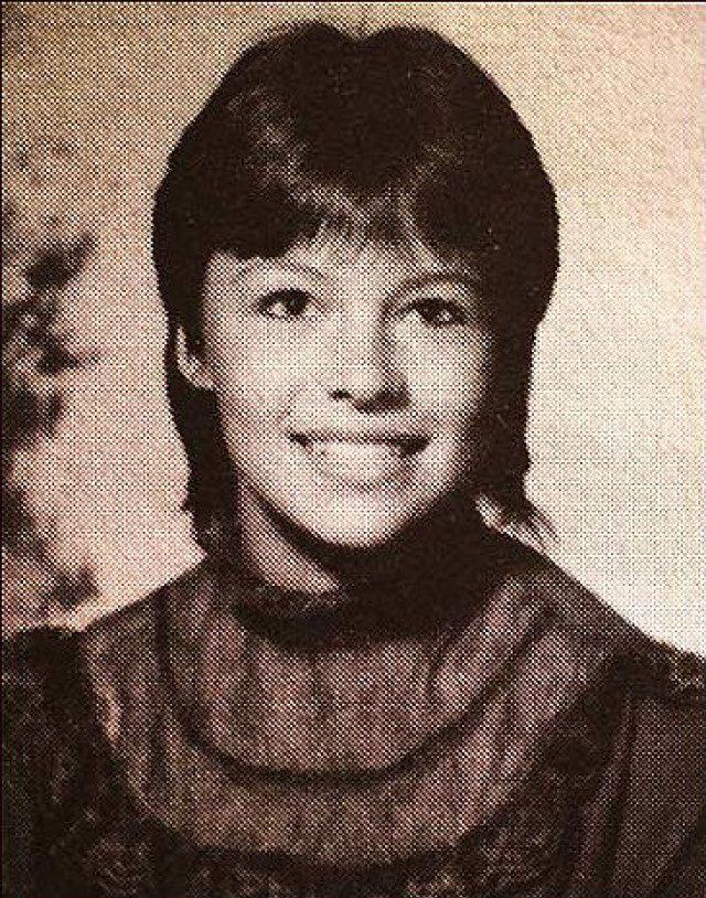 16-letnia Pamela Anderson