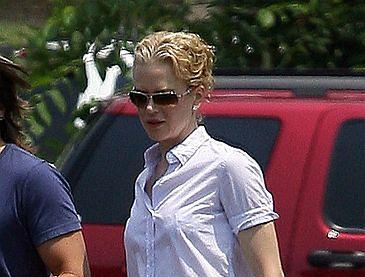 Nicole Kidman zostanie chrzestną