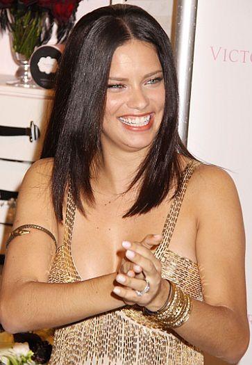 Adriana Lima jest w ciąży!
