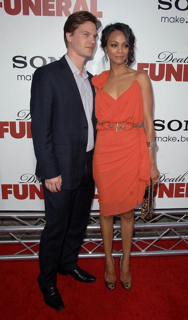 Zoe Saldana wychodzi za mąż!