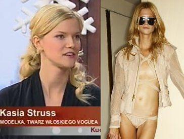 "Kasia Struss: ""Nie mam anoreksji!"""