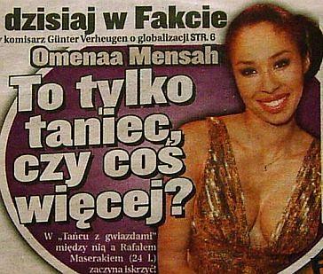 Kolejny romans Maseraka?