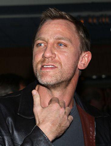 Daniel Craig o tatuażu na penisie...