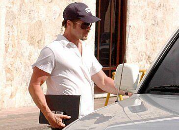 """Brad Pitt """"postawił się"""" Angelinie"""