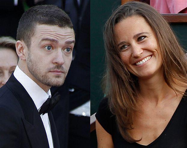 """""""Timberlake jest zachwycony Pippą!"""""""