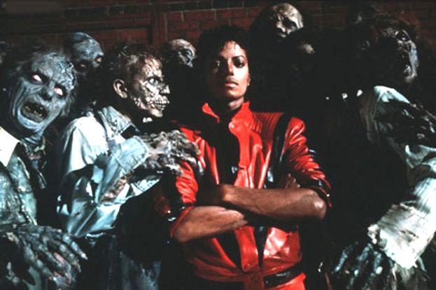 """Kurtka z teledysku """"Thriller"""" wystawiona na aukcji!"""