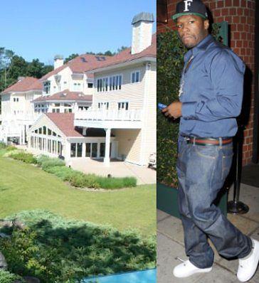 50 Cent kupił NAJBRZYDSZY DOM ŚWIATA?