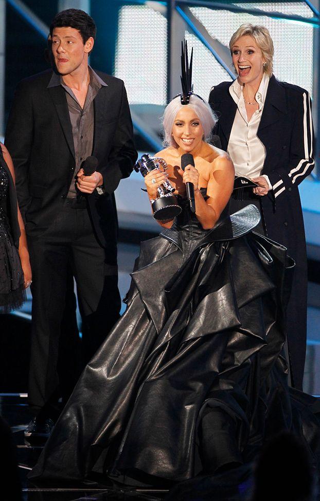 Lady Gaga zdobyła 8 nagród MTV!