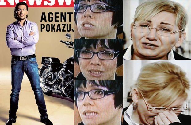 """Agent Tomek: """"Weronika CHCIAŁA ZROBIĆ WAŁEK!"""""""