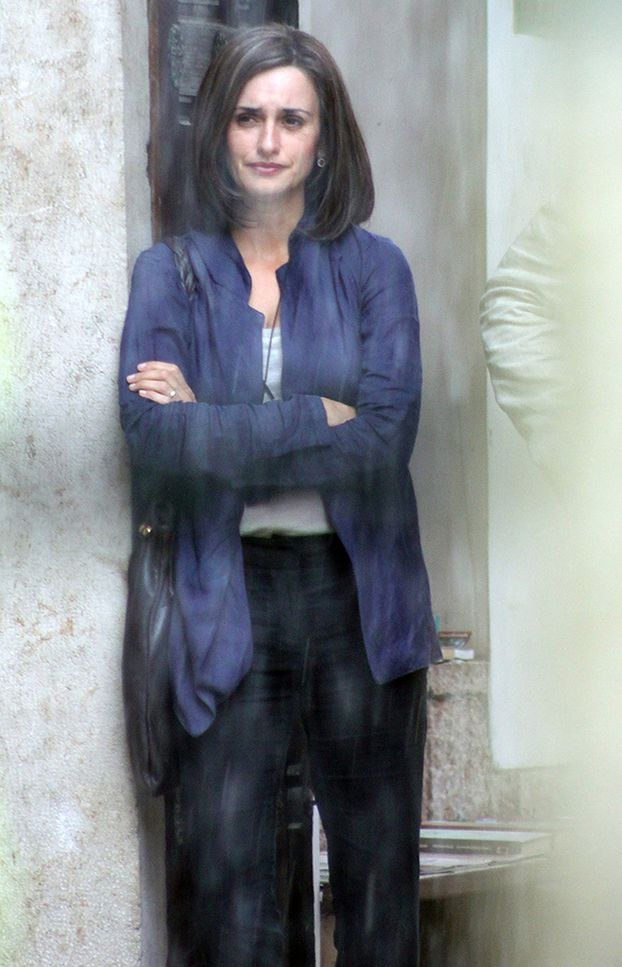Postarzona Penelope Cruz