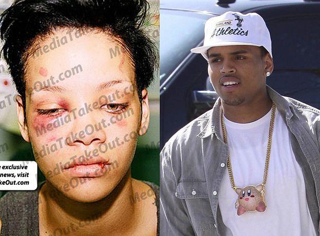 """Rihanna: """"WYBACZYŁAM CHRISOWI!"""""""