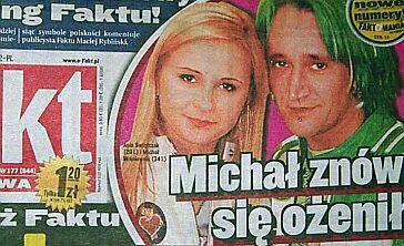 Wiśniewski się ożenił!