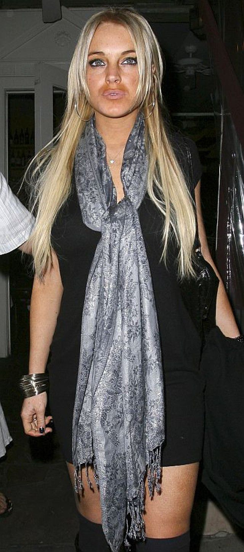 Co się stało Lindsay Lohan?!