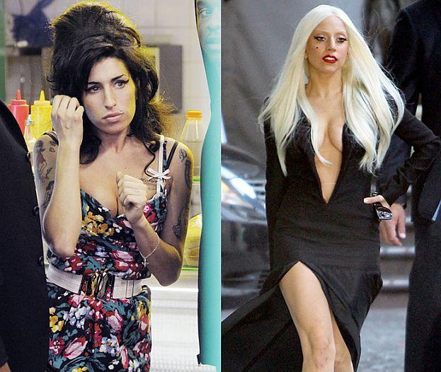 Lady GaGa zagra w filmie... AMY?!