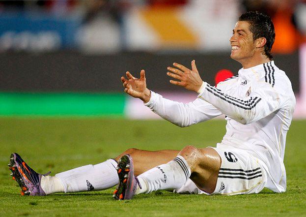 Cristiano Ronaldo MA SYNA!