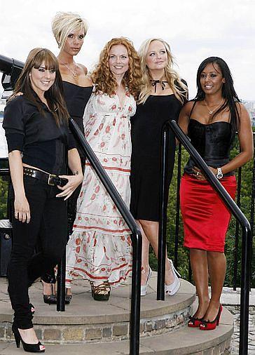 Bilety na koncert Spice Girls sprzedano w 38 sekund!