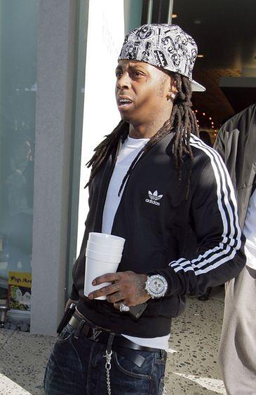 Lil Wayne trafi na rok do więzienia?!