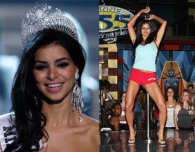 Miss USA była striptizerką?!