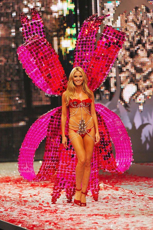 Heidi Klum ODESZŁA Z VICTORIA'S SECRET!