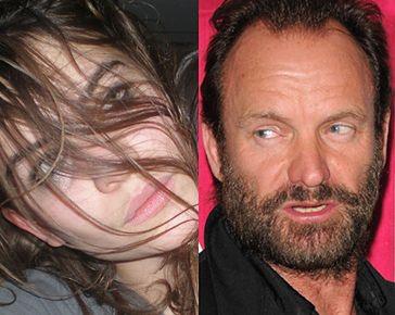 Córka Stinga ma pękniętą czaszkę!