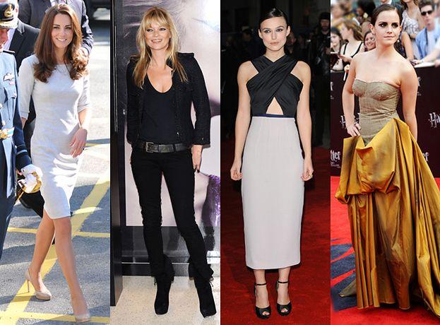 Kate Middleton najlepiej ubraną Brytyjką! (RANKING)