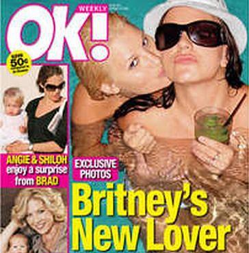 Była asystentka Britney jest jej kochanką?
