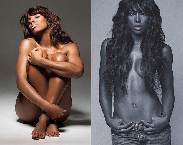 Naga Kelly Rowland! (SEXY?)