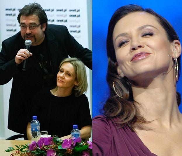 Wybaczy Węglarczykowi porzucenie żony?
