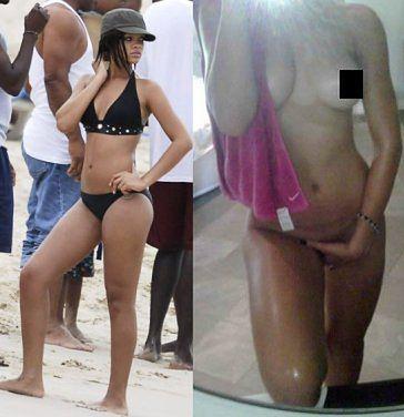 To naprawdę zdjęcia Rihanny?!