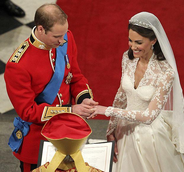 William nie będzie nosił obrączki!